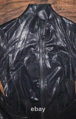 NWT Lululemon Spark Foil Black Luminosity Define Jacket Size 2 RARE