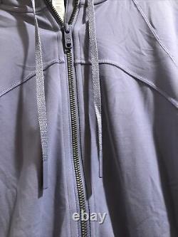 NWT Lululemon Women's Hooded Define Jacket Peri Purple PEPU Size 10