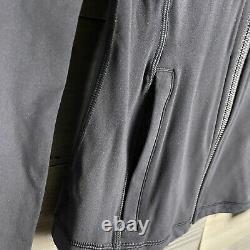 NWT Lululemon Womens Black Hooded Define Jacket Nulu Sz 10