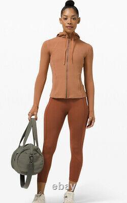 NWT Lululemon Womens Hooded Define Jacket Nulu 4