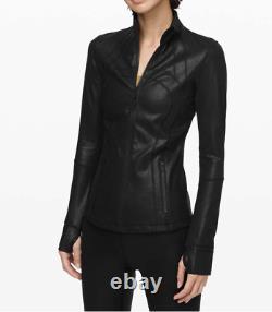 NWT Sold-Out Lululemon Define Spark Luminosity Foil Print Jacket Rare Sz 2