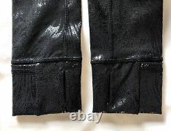 New LULULEMON SE Define Jacket Shine Size 6 Acclimatize Black Foil $128