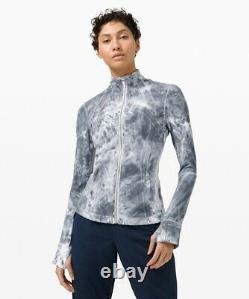 New Lululemon Define Jacket Marble Dye Luxtreme
