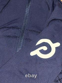 New Lululemon x Peloton Define Jacket Black Size 8 With Mint Logo
