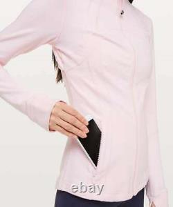 New Nwt Lululemon Define Jacket Blissful Pink Size 10 $118.00