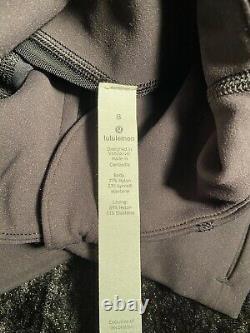 Édition Limitée Lululemon Define Jacket Cropped Gold Black 8 (moyen)