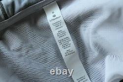 Lululemon 6 Décrivez Hooded Jacket Diamond Dye Stargaze Pitch Grey Nwt Nulu