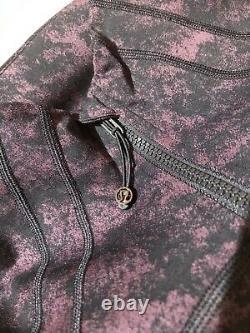 Lululemon Define Jacket Luxtreme Nwt Size 8 Brand New Black Heathered