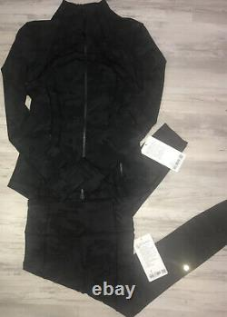 Lululemon Définir Veste Luon Incognito Camo Multi Grey Icmg Pantalon Sep List 6