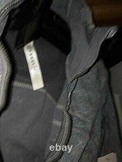Lululemon Définir Veste Nulux Ice Wash Asphalt Grey Size 6