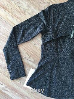 Lululemon Olive Green Définissez La Veste À Manches Longues. Taille 6. Nouveauté Avec Les Étiquettes