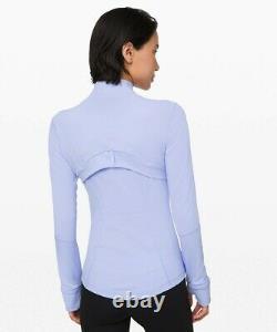 New Lulullemon Defined Jacket 10 Lavender Dusk Livraison Gratuite