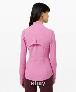 New Lulullemon Defined Jacket 12 Magenta Glow Livraison Gratuite