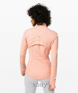 New Lulullemon Defined Jacket 4 6 8 10 12 Ballet Slipper Livraison Gratuite