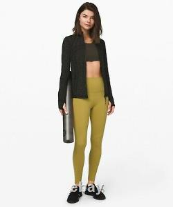 New Women Lululemon Define Jacket Luxtreme Taille 10-12-14