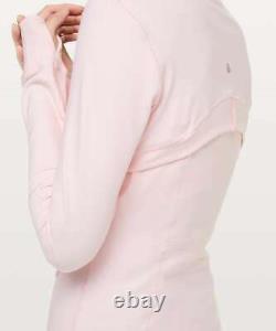 Nouveau Nwt Lululemon Définir Veste Rose Blissful Taille 10 118,00 $