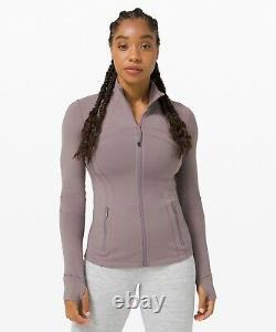 Nouvelles Femmes Lululemon Définir Veste Luon Taille 8-10-12-14
