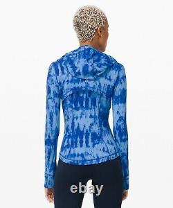Nouvelles Femmes Lululemon Hooded Define Jacket Nulu Game Day Size 8