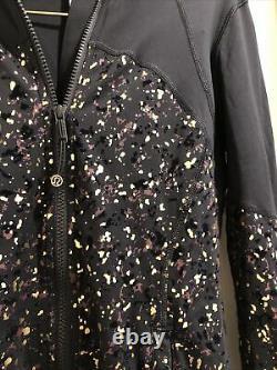 Nwot Lululemon Sparkle Speckle Shine Defined Jacket Special Edition Asia Fit M