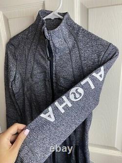 Nwt Aloha Lululemon Définir Veste Luon Taille 4 Hawaii Edition Decal Iron On