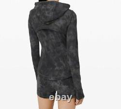 Nwt Lululemon Hooded Define Jacket Femmes Lulu Lemon Yoga Pants Gym Leggings